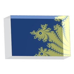 Blue and Green Design 4 x 6  Acrylic Photo Blocks