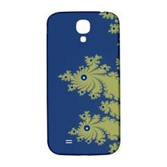 Blue and Green Design Samsung Galaxy S4 I9500/I9505  Hardshell Back Case