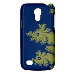 Blue and Green Design Galaxy S4 Mini