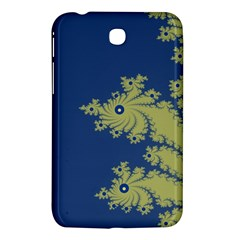 Blue and Green Design Samsung Galaxy Tab 3 (7 ) P3200 Hardshell Case