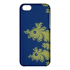 Blue and Green Design Apple iPhone 5C Hardshell Case