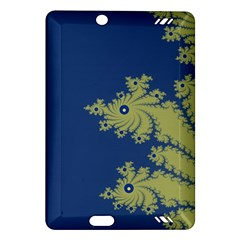 Blue And Green Design Kindle Fire Hd (2013) Hardshell Case