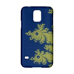 Blue and Green Design Samsung Galaxy S5 Hardshell Case