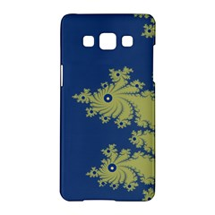 Blue and Green Design Samsung Galaxy A5 Hardshell Case