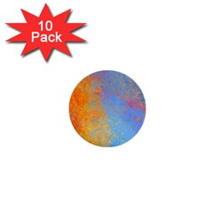 Hot and Cold 1  Mini Buttons (10 pack)