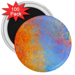 Hot and Cold 3  Magnets (100 pack)