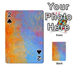 Hot and Cold Playing Cards 54 Designs
