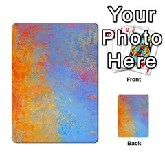 Hot and Cold Multi-purpose Cards (Rectangle)