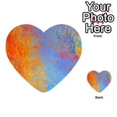 Hot and Cold Multi-purpose Cards (Heart)