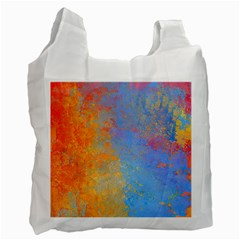Hot And Cold Recycle Bag (one Side)