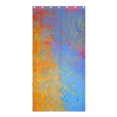 Hot and Cold Shower Curtain 36  x 72  (Stall)