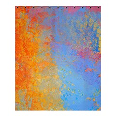 Hot and Cold Shower Curtain 60  x 72  (Medium)