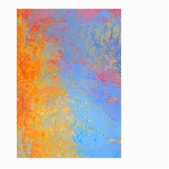 Hot and Cold Large Garden Flag (Two Sides)