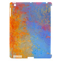 Hot And Cold Apple Ipad 3/4 Hardshell Case (compatible With Smart Cover)