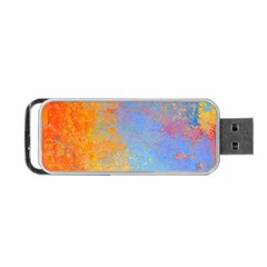 Hot And Cold Portable Usb Flash (two Sides)