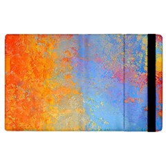 Hot And Cold Apple Ipad 3/4 Flip Case