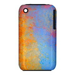 Hot and Cold Apple iPhone 3G/3GS Hardshell Case (PC+Silicone)