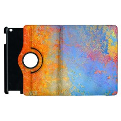 Hot and Cold Apple iPad 3/4 Flip 360 Case
