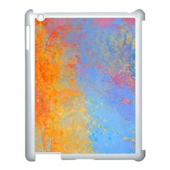 Hot And Cold Apple Ipad 3/4 Case (white)