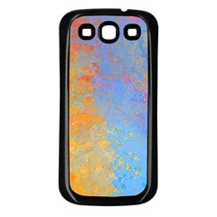 Hot and Cold Samsung Galaxy S3 Back Case (Black)
