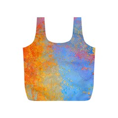 Hot and Cold Full Print Recycle Bags (S)