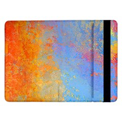 Hot And Cold Samsung Galaxy Tab Pro 12 2  Flip Case