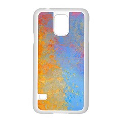Hot and Cold Samsung Galaxy S5 Case (White)