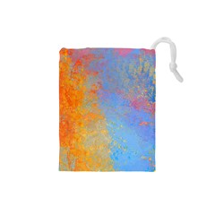Hot And Cold Drawstring Pouches (small)