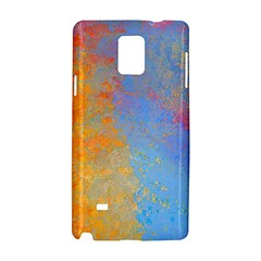 Hot And Cold Samsung Galaxy Note 4 Hardshell Case