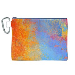 Hot and Cold Canvas Cosmetic Bag (XL)