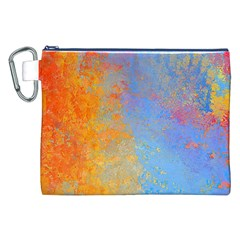 Hot and Cold Canvas Cosmetic Bag (XXL)