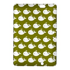 Cute Whale Illustration Pattern Kindle Fire Hdx 8 9  Hardshell Case
