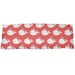 Cute Whale Illustration Pattern Body Pillow Cases (dakimakura)