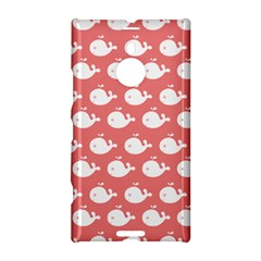 Cute Whale Illustration Pattern Nokia Lumia 1520
