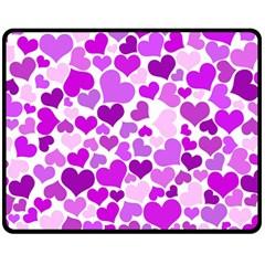 Heart 2014 0929 Fleece Blanket (Medium)