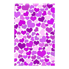 Heart 2014 0929 Shower Curtain 48  X 72  (small)