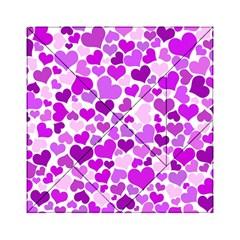 Heart 2014 0929 Acrylic Tangram Puzzle (6  x 6 )