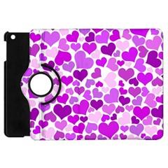 Heart 2014 0929 Apple Ipad Mini Flip 360 Case