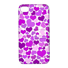 Heart 2014 0929 Apple Iphone 4/4s Hardshell Case With Stand