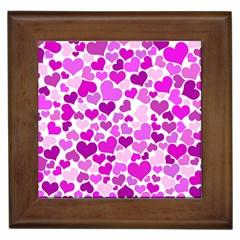 Heart 2014 0930 Framed Tiles