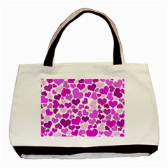 Heart 2014 0930 Basic Tote Bag (two Sides)