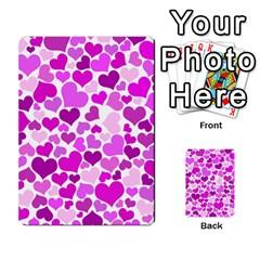 Heart 2014 0930 Multi Purpose Cards (rectangle)