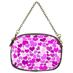 Heart 2014 0930 Chain Purses (two Sides)
