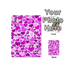 Heart 2014 0930 Playing Cards 54 (Mini)