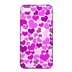 Heart 2014 0930 Apple iPhone 4/4s Seamless Case (Black)