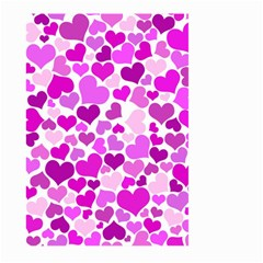 Heart 2014 0930 Large Garden Flag (Two Sides)