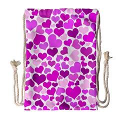 Heart 2014 0930 Drawstring Bag (large)