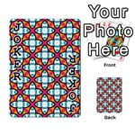 Cute Pattern Gifts Playing Cards 54 Designs  Front - Joker1
