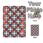 Cute Pattern Gifts Playing Cards 54 Designs  Front - Joker2