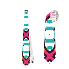 Cute Pattern Gifts Neckties (two Side)
